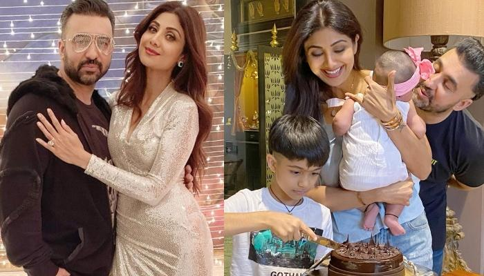 Raj Kundra Shares A 'Thank  You' Note For Wife, Shilpa Shetty Kundra For Turning Him Into A Father