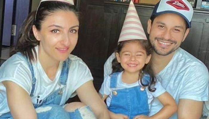 Kunal Kemmu And Inaaya Are Partner's In Crime, Mommy, Soha Ali Khan Reveals It On Father's Day
