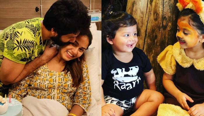 Mira Rajput Kapoor Pens A 'Father's Day' Wish For The Daddy Of Her Kids, Shahid Kapoor
