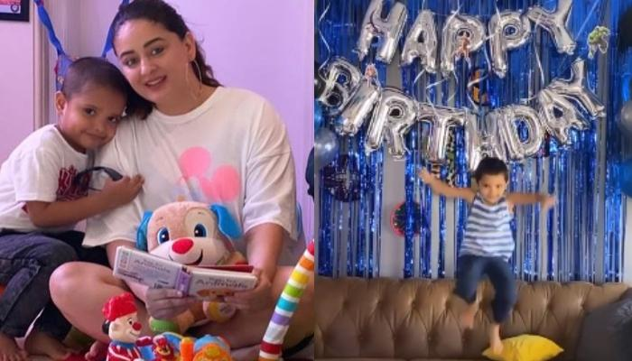 Mahhi Vij Preps For Her Adopted Son, Rajveer's Birthday Party, Shares A Sneak-Peak Of The Same