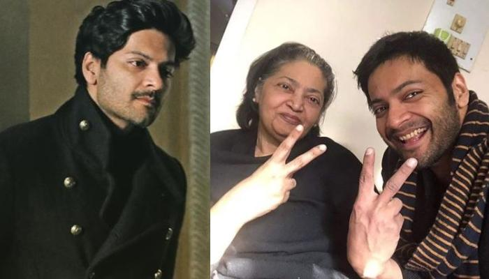 Ali Fazal Misses Late Mother, Shares A Set Of Unseen Photos With A Long Note Expressing Her Absence