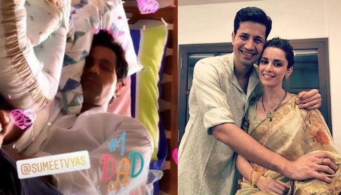 'Papa', Sumeet Vyas Reveals How He And Mommy, Ekta Kaul Find It Confusing To Understand Baby, Ved