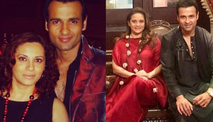 Rohit Roy's Wife, Manasi Joshi Reveals How They Are Celebrating Their 21st Wedding Anniversary