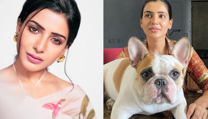 Samantha Akkineni Takes A Journey Down The Memory Lane And Shares A Childhood Picture