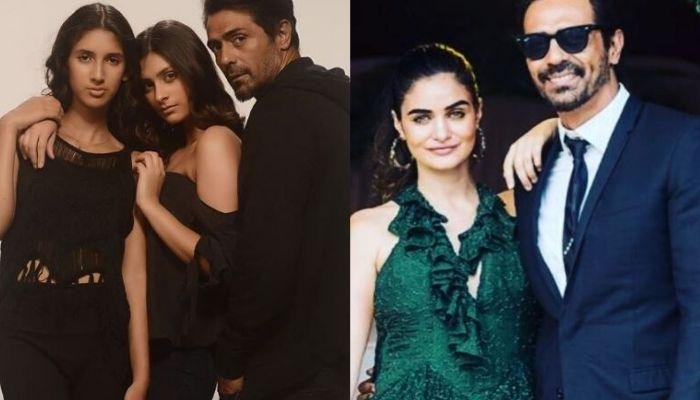 Arjun Rampal Wishes Birthday To Daughter, Myra With A List Of Her Favourites, GF, Gabriella Reacts