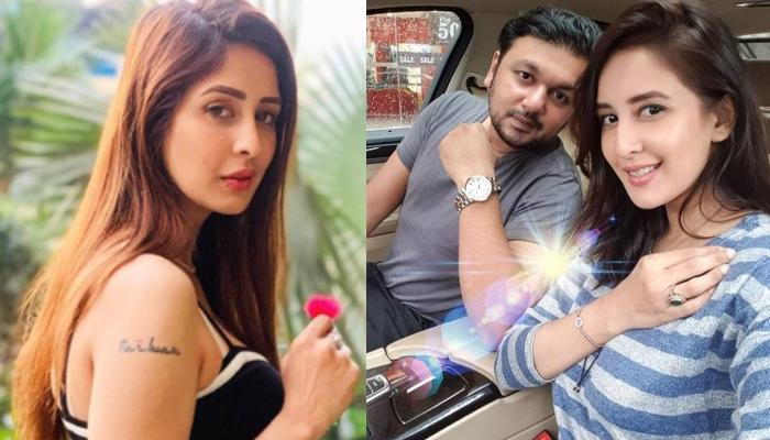 Chahatt Khanna Finally Removes Her Ex-Husband, Farhan's Name Tattoo, Revamps And Flaunts The New One