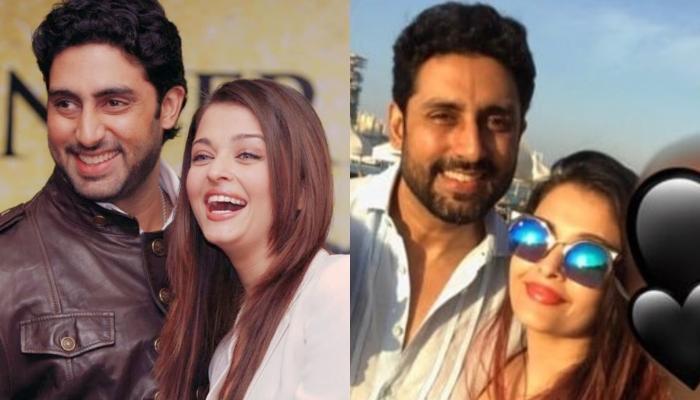 Abhishek Bachchan Remembers How  Aishwarya Rai Bachchan Had Flown To New Zealand On His Birthday