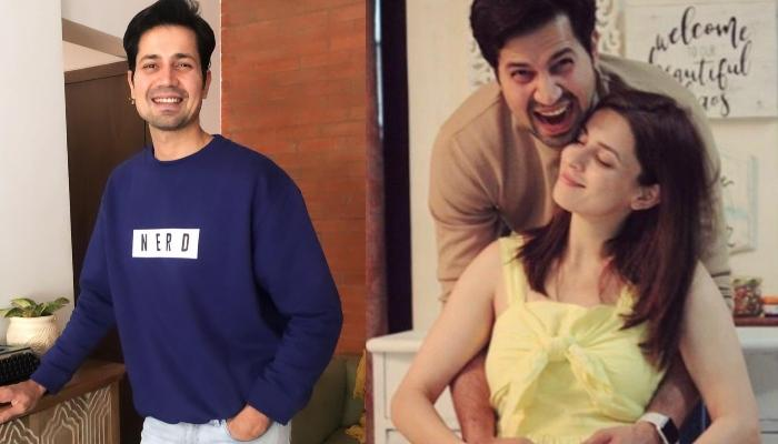 Sumeet Vyas Shares A Glimpse Of His Newborn Son, Ved With His Mommy, Ekta Kaul