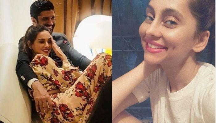 Anusha Dandekar Thanked Sis Shibani And Her BF, Farhan Akhtar For Taking Care Of Her During Lockdown