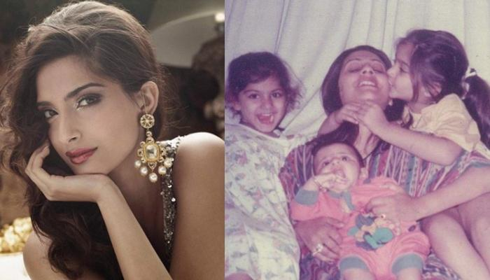 Sonam Kapoor Shares A Throwback Picture With Mom Sunita Kapoor And Sibling Rhea And Harsh Varrdhan