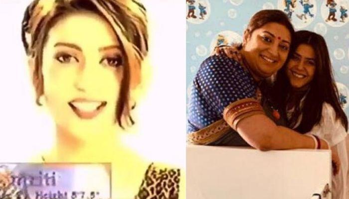Ekta Kapoor Shares An Unseen Miss India Days Video Of BFF, Smriti Irani, Pens An Appreciation Post