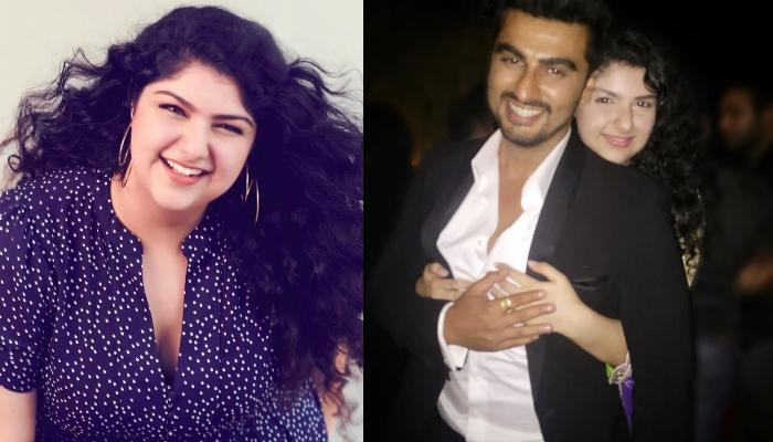 Anushla Kapoor Shares A Glimpse Of 'Bhai' Arjun Kapoor's Birthday Bash At Home