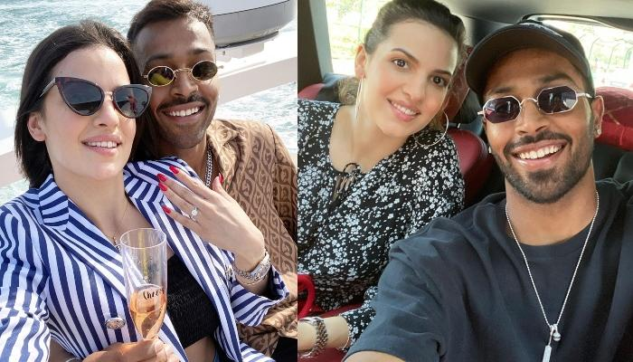 Natasa Stankovic's Pregnancy Glow Is Unmissable In This Picture Shared By Hubby, Hardik Pandya