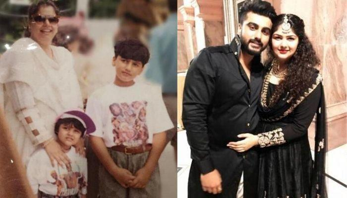 Arjun Kapoor's Sister, Anshula Wishes Him Birthday, Penning How He Held Her After Their Mom's Death