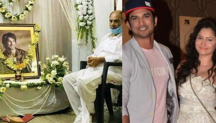 Sushant Singh Rajput's Father Reveals Actor's Relationship With Ex, Ankita Lokhande And His Marriage