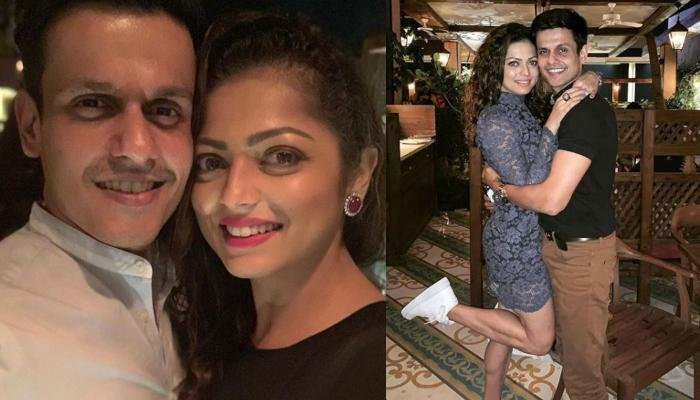Drashti Dhami Posts A Photo With Hubby, Neeraj Khemka, Reveals One Thing She'll Never Stop Doing