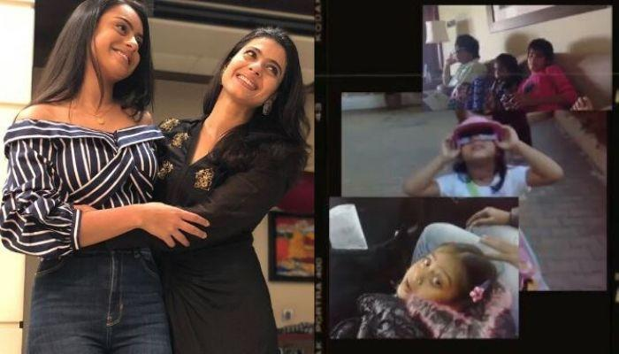 Kajol Shared 'Quarantine Tapes' With Daughter, Nysa, The Video Is All About Their Unseen Memories