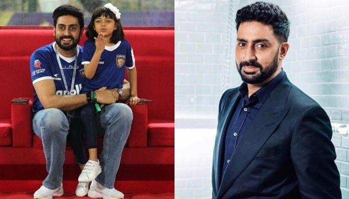 Abhishek Bachchan Reveals Adding No-Intimate Scenes Policy Because Of His Daughter, Aaradhya