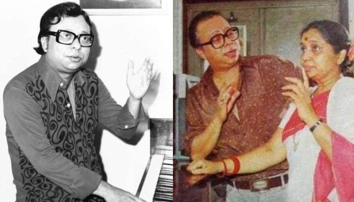 On RD Burman's 81st Birth Anniversary, His Wife, Asha Bhosale Remembers Him, Posts Two Unseen Photos