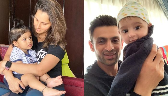 Sania Mirza Shares A Video Of Her Hilarious Conversation With Son, Izhaan Mirza Malik