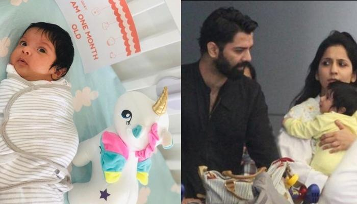 Barun Sobti Posts Celebration Pictures From His Little Angel, Sifat's First Birthday Party