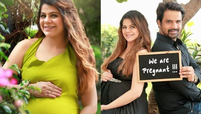 Rucha Gujarathi's Husband, Vishal Jaiswal Pens A Loving Note For The Soon-To-Be-Mommy