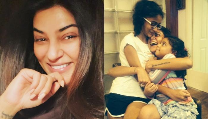 Sushmita Sen Shares A Childhood Picture Of Her Not-So-Little-Anymore Daughter, Renee