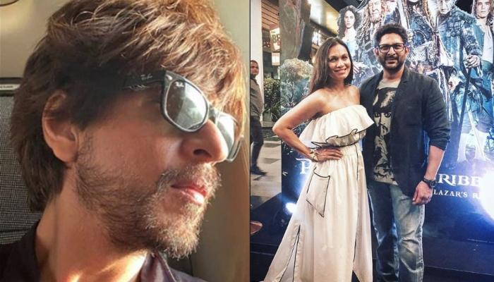 Shah Rukh Khan Posted A Hot Selfie, Arshad Warsi's Flirt Makes His Fans Warn His Wife, Maria Goretti
