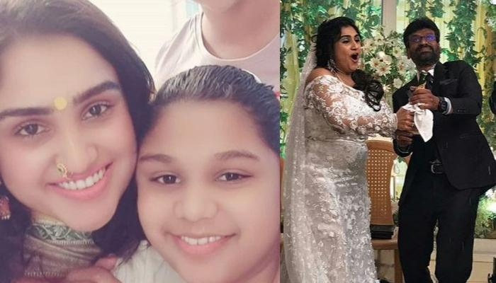 Vanitha Vijayakumar Gets Married With Peter Paul And Her Daughter, Jovika's Note For Them Is Unreal