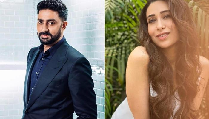 Abhishek Bachchan's Unseen Picture With His Ex-Karisma And Family Will Make You Nostalgic