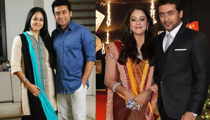 Epitome Of Couple Goals: Suriya And Jyothika Redefined The Meaning Of Love With Their Compatibility