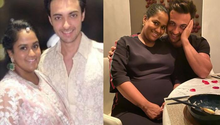 Arpita Khan Sharma Bakes A Yummy Cake For Father-In-Law, Aayush Sharma Couldn't Stop Praising Her