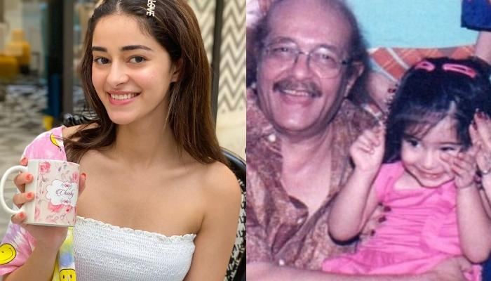 Ananya Panday Wishes Doctor's Day To Her Late 'Dadaji' Who Did India's First Heart Transplant