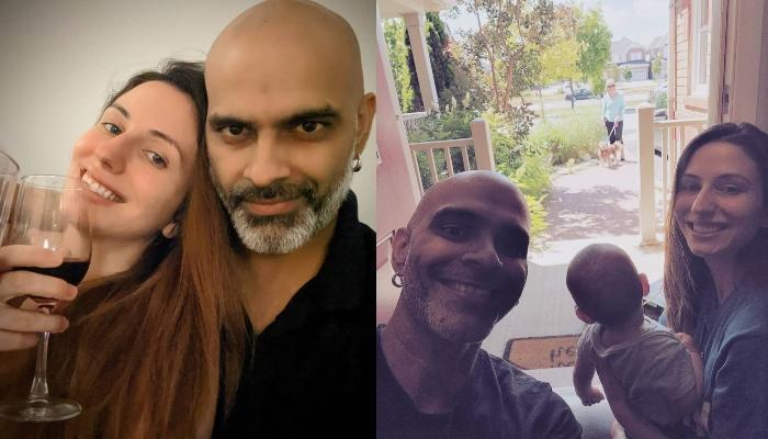 Raghu Ram Flies To Canada With His Wife, Natalie Di Luccio And Son, Rhythm Amidst The Pandemic