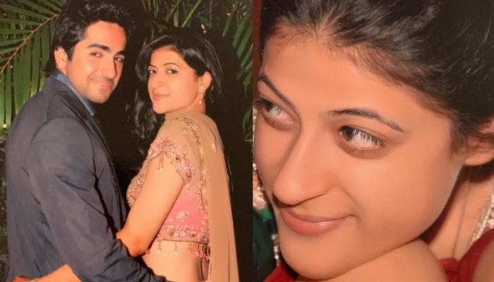 Tahira Kashyap Reminisces Mehendi Ceremony, Hubby Ayushmann Khurrana Is In Awe Of Her No Makeup Look