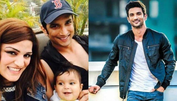Sushant Singh Rajput's Sister, Shweta Shares A Hugging Picture Of Her Daughter With Her 'Mamu'