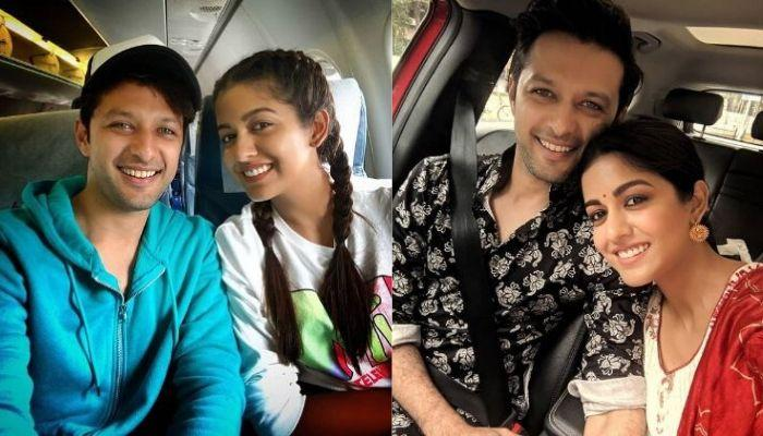 Ishita Dutta And Vatsal Sheth Accepts Having Stupid Fights And Reveals Who Talks First Afterwards