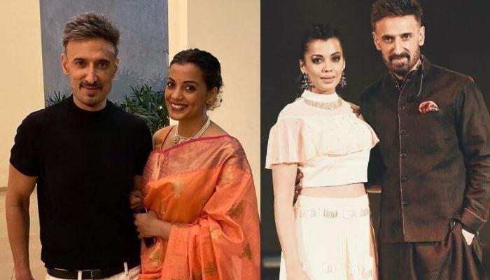 Mugdha Godse Celebrates Her 7th Anniversary With Beau, Rahul Dev, Recalls How They Had Met