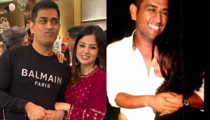 MS Dhoni And His Wife, Sakshi Dhoni's Fun-Filled, Lovely Moments Which Had Won Over The Internet
