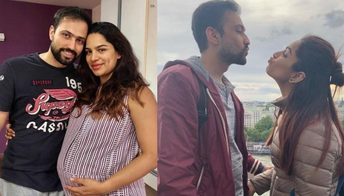 Shikha Singh Thanks Her Hubby, Karan Shah For Turning Her Sleepless Nights Into Beautiful Mornings