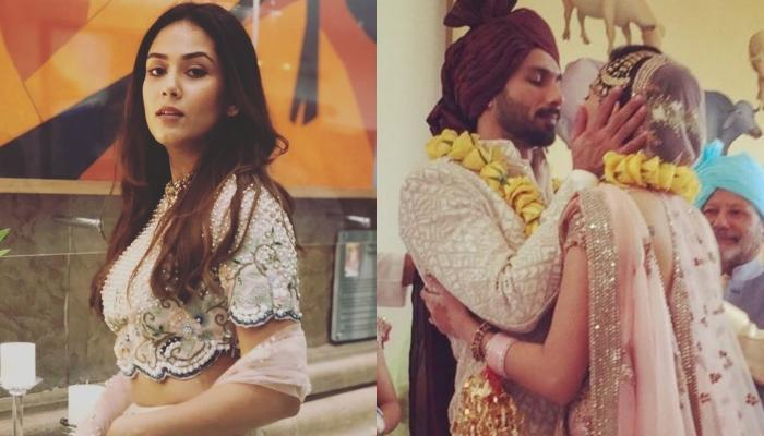 Mira Rajput Kapoor Posts Photo With Hubby, Shahid Kapoor, Shares Excitement For Wedding Anniversary