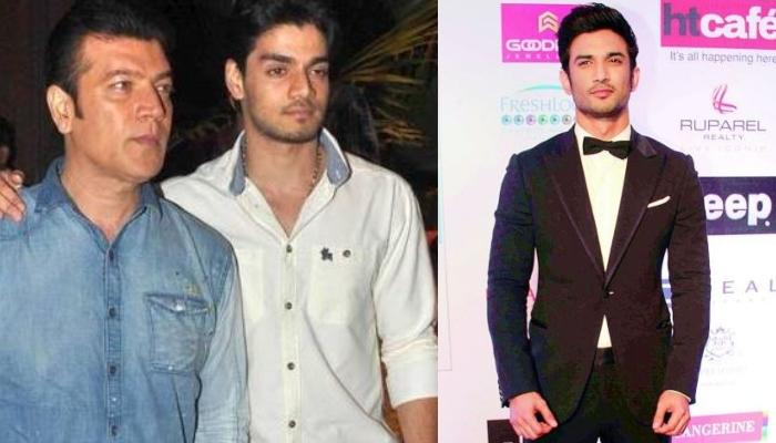 Aditya Pancholi Denies Sooraj Pancholi's Rift With Sushant Singh Rajput, Says 'They Were Brothers'