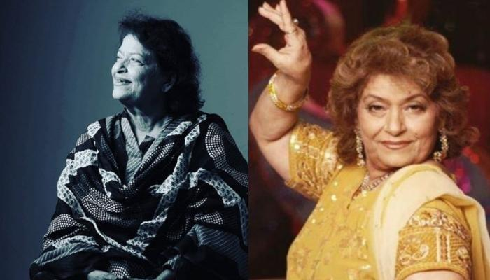 Saroj Khan's Daughter, Sukaina Khan Remembers How Her Mother Was A Fighter And Would Never Give Up
