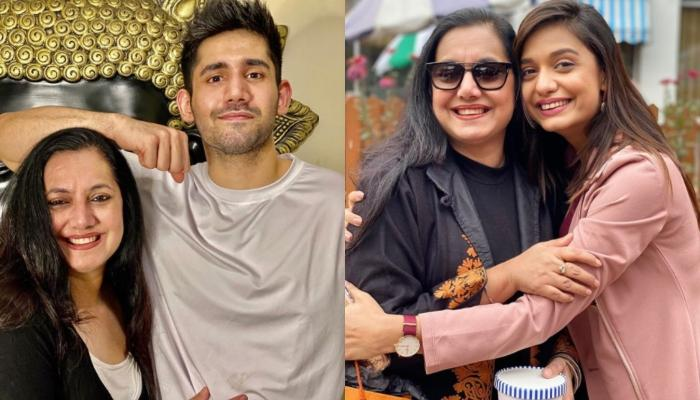 Divya Agarwal Wishes Varun Sood's Mom On Birthday, Feels 'Super Lucky To Have A Cool Mother-In-Law'