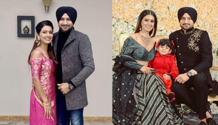 Geeta Basra Shares A Journey Video Of Her And Harbhajan With Birthday Song Sung By Their Daughter