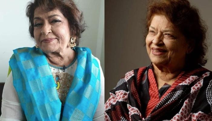 Saroj Khan Revealed Why Her Father Changed Her Name From Nirmala, How She Began Working At Age Of 3