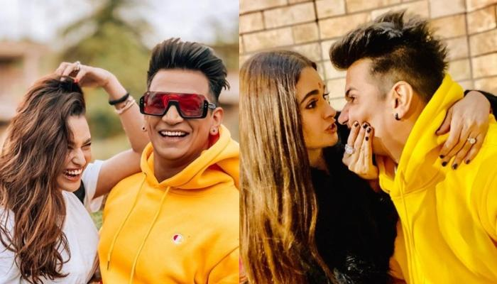 Yuvika Chaudhary Shares A Picture Of Herself And Her Hubby, Prince Narula's Comment Is Unmissable