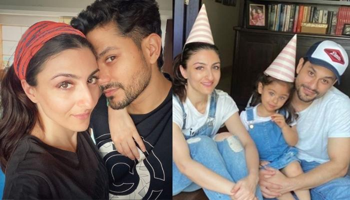 Soha Ali Khan And Kunal Kemmu's 'Us Time' When Inaaya's Sleeping Is What 'Quarantine And Chill' Mean