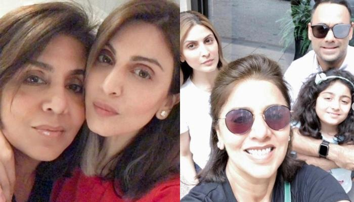 Neetu Kapoor Praises Her Daughter, Riddhima Kapoor Sahni's Hubby, Bharat Sahni For Donating Plasma