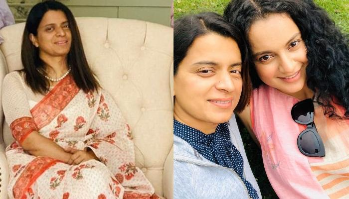 Rangoli Chandel Pens A Guru Purnima Wish For Her 'Little Guru', Kangana Ranaut